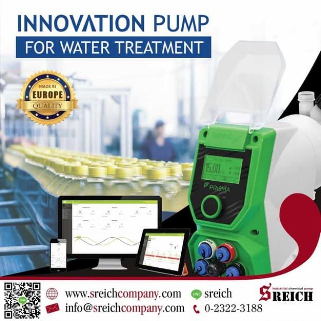 Smart digital dosing pump EMEC เครื่องโดสสารอัตโนมัติ 023223188