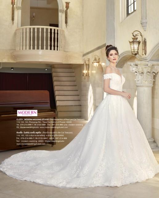 ชุดแต่งงานภูเก็ต ชุดแต่งงาน New collection   สวย หรู ดูแพง