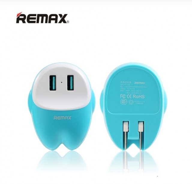 ที่ชาร์จ Remax 2 ช่อง USB